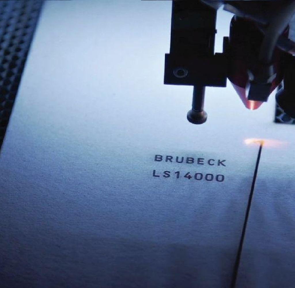 Brubeck LS1400 active line